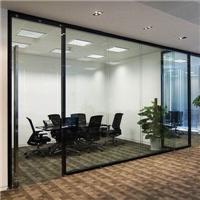 军博安装玻璃隔断海淀区安装办公室玻璃隔断公司