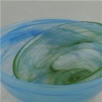 淺藍云彩  800-1000度玻璃云彩粉