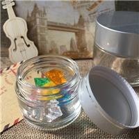 供应膏霜分装瓶 面膜瓶空瓶亚银铝盖面霜小瓶20克50克
