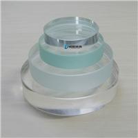 钢化玻璃/25mm厚超白玻璃/深圳钢化玻璃厂