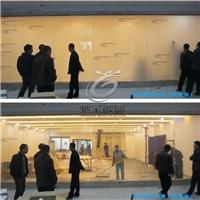 專業生產智能調光玻璃辦公室隔斷電控變色玻璃