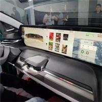 生產加工蝕刻車載AG防眩光玻璃原片
