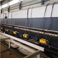 新到精品蘭迪全新1700寬連續式鋼化爐一條