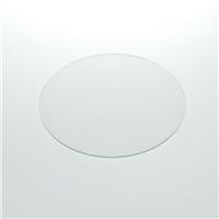 实验室方形圆形透明玻璃片耐高温光学高硼硅玻璃片