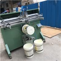 六安市丝印机厂家塑料桶滚印机矿泉水桶丝网印刷机