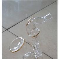 异形酒瓶萨克斯造型酒瓶玻璃瓶