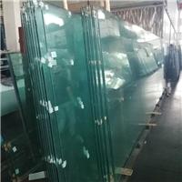 特种玻璃超大板超白夹胶15mm