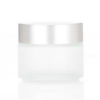 玻璃瓶透明蒙砂膏霜瓶眼影瓶分装瓶化妆品瓶