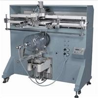 塑料桶絲印機乳膠漆桶滾印機礦泉水桶絲網印刷機