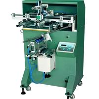 塑料管絲印機口紅管滾印機管子絲網印刷機