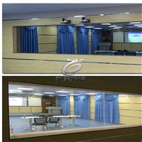 单面透光玻璃审讯室专项使用单反玻璃