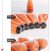上海玻璃瓶定做28口铝盖玻璃饮料瓶