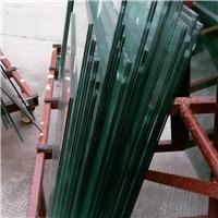 浙江湖州 停车场雨棚10+10夹胶玻璃