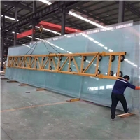 湖北襄陽隨州15毫米19毫米鋼化玻璃幕墻