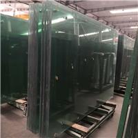 郑州雨棚5毫米6毫米夹层玻璃钢化价格