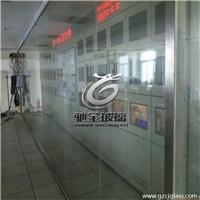 电磁屏蔽透过玻璃防辐射玻璃