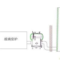 玻璃窯爐專用余熱鍋爐