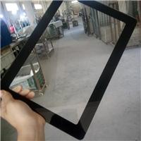 投光灯玻璃 丝印玻璃 钢化灯具玻璃