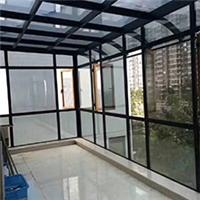 上海办公室玻璃贴膜 彩色装饰贴膜 双向渐变圆点贴膜