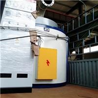 新款低能耗YC-RJ环保有机玻璃裂解炉