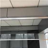 四川简阳乐山挡烟垂壁8mm固定玻璃垂壁厂家