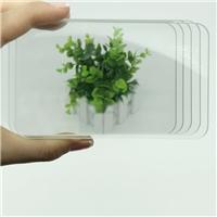 护栏超玻璃 玻璃厂采取三层夹胶全通透超白钢化玻璃