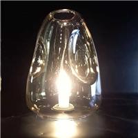 中山市超恒藝玻璃制品  玻璃燈罩