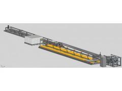 厂家直销碳纤维拉挤设备玻璃纤维拉挤设备生产线