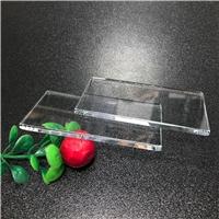 高透超白ar玻璃 准确公差超白玻璃加工