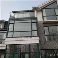 北京露台别墅二层阳台屋顶改三层露台,