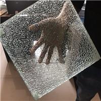 原创实图现场测试的钢化玻璃 高逼真钢化玻璃生产加工