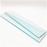 超强阻燃钢化玻璃 标准体系全面的超白钢化玻璃