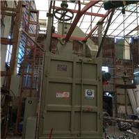 拋丸清理機設備廠家環保噴砂機帶除塵