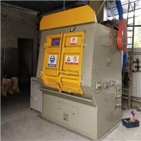 噴砂機環保除塵設備履帶式拋丸機生產商