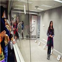 單向可視透光玻璃學校心理咨詢室專項使用