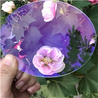 AF研磨AR玻璃 透绿透蓝透紫AR玻璃  深圳ar玻璃厂
