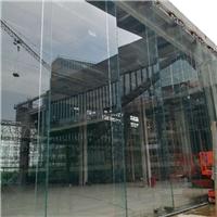 吊挂大板幕墙钢化玻璃19mm三亚