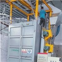 喷砂机应用范围塑料木板处理抛丸机厂家