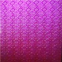 彩色鑲嵌玻璃-彩色壓花玻璃