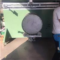 大型铁桶滚印机涂料桶丝印机包装桶丝网印刷机