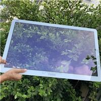 無閃光防指紋帶觸摸功能的顯示器  電容屏玻璃