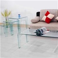 北京朝阳区定做展示柜玻璃定做茶几钢化玻璃