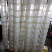 定制10-15公分两端涂胶保护膜 门窗框保护专项使用