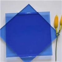 供應威海藍星威海中玻寶石藍玻璃原片
