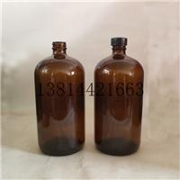 1000ml棕色玻璃瓶 試劑瓶 農藥瓶 波士頓瓶