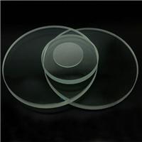 品类规格齐全的超白玻璃 优等进口材质圆型超白玻璃厂