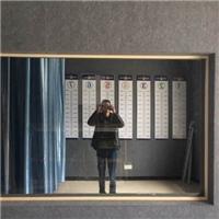 警局辨认室玻璃 不雅察室单透玻璃