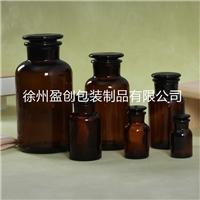 化学试剂瓶 棕色试剂玻璃瓶 茶色实验瓶