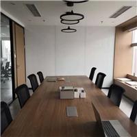 北京厂家安装写字办公超白玻璃白板磁性白板挂式