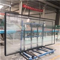 郑州6毫米超白low-e中空钢化玻璃